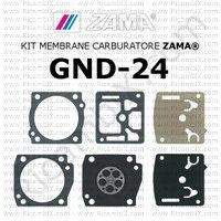kit membrane carburatore Zama GND-24