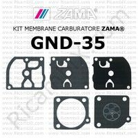 kit membrane carburatore Zama GND-35