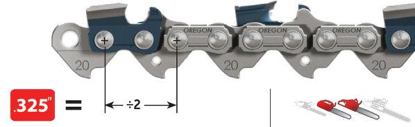 """Spada 2 Catene adatto per DOLMAR 113 45 cm 3//8/"""" 68tg 1,5mm SEGA CATENA CHAIN"""