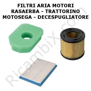filtri aria per motoseghe