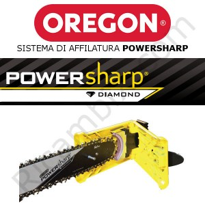 sistema di affilatura oregon powersharp
