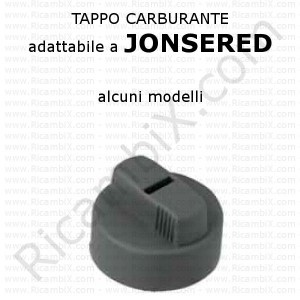 Tappo carburante Jonsered