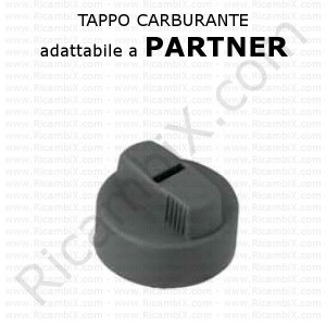 Tappo carburante Partner