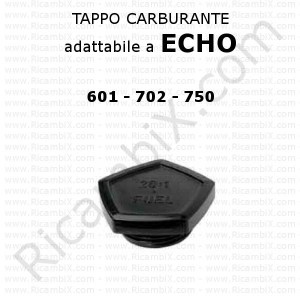 Tappo carburante Echo 601 - 702 - 750