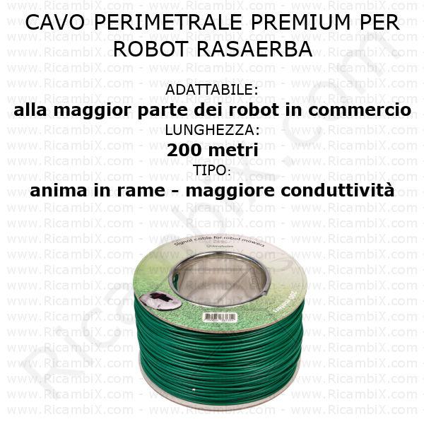 Cavo perimetrale Premium - 200 metri