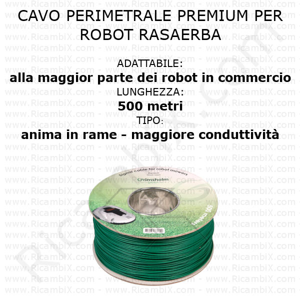 Cavo perimetrale Premium - 500 metri