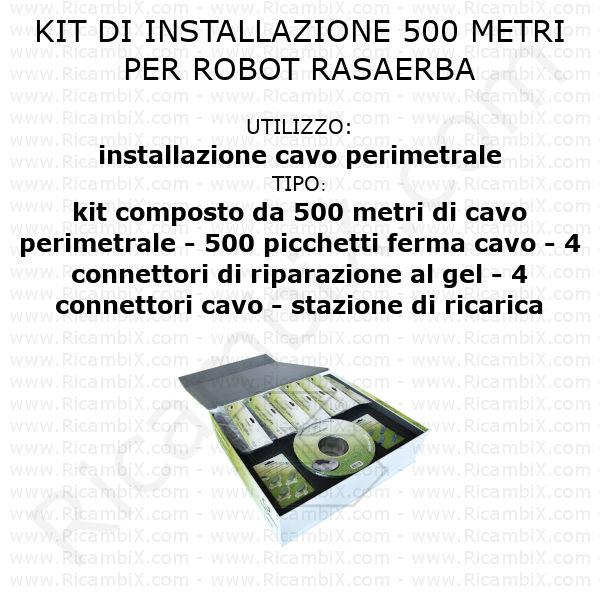 Kit di installazione - 500 metri